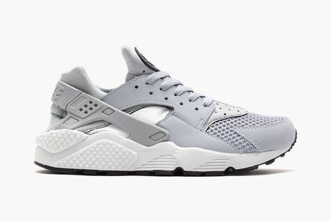 "best website 677e1 f5173 Nike Air Huarache ""Wolf Grey Pure Platinum-Black-White"""