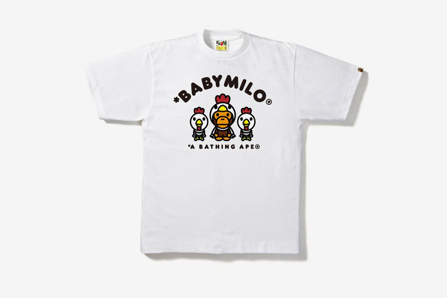 Year Of Rooster Milo T-Shirt