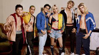 cara delevingne prettymuch puma bodywear fw18 campaign