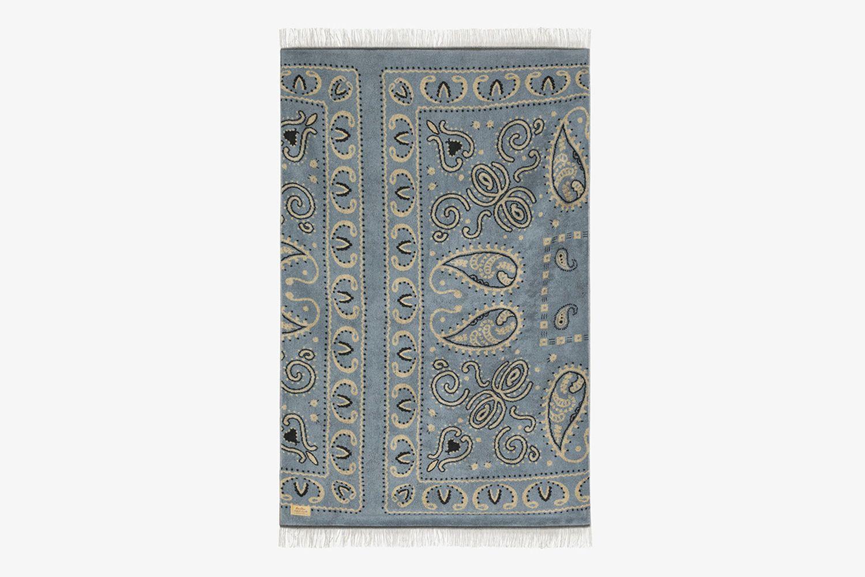 Bandana Print Towel