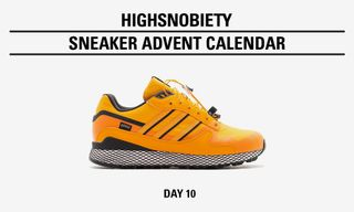 Win the Livestock x adidas Ultra Tech GTX in Today's Highsnobiety Advent Calendar