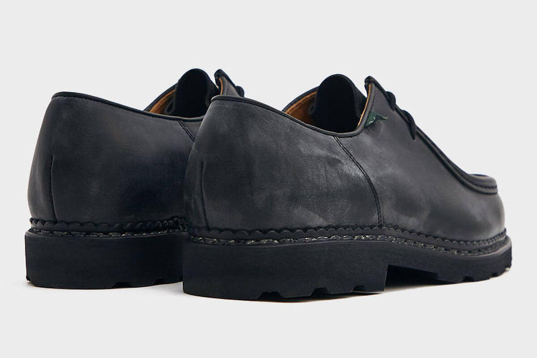 Michael Lisse Noir Shoe