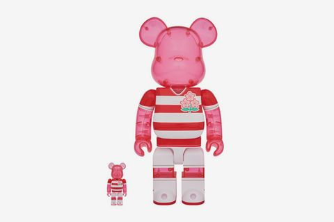 bearbrick medicom toy rugby japan world cup BE@RBRICKs