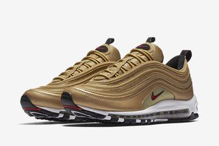"newest collection fa60e 092d7 Nike Air VaporMax 97 ""Metallic Gold"": Release Date, Price & More"