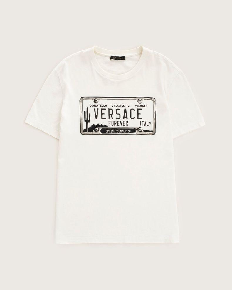 Versace —  T-Shirt White