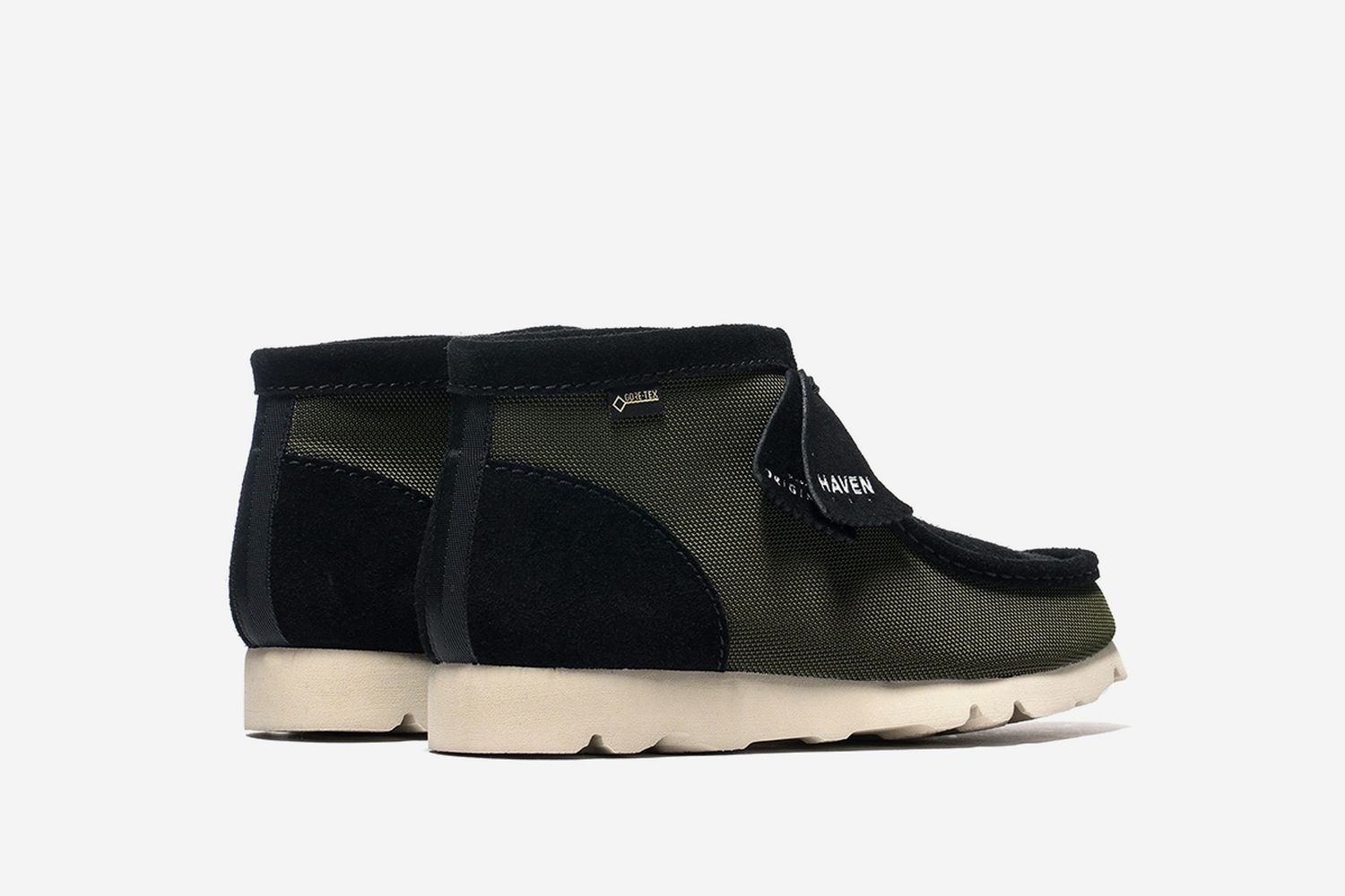 GORE-TEX Ballistic Wallabee Boot