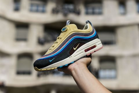 Counterfeiters Turn Sean Wotherspoon Air Max Mockup Into Reality