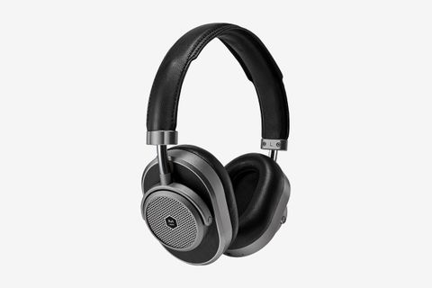 Active Noise-Cancelling Wireless Headphones