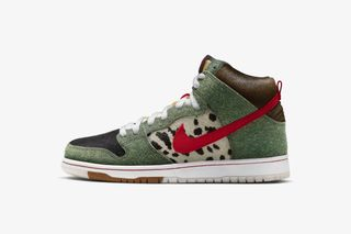 "cheap for discount c5353 895f8 Nike SB Dunk High ""Walk the Dog"": Official Release Information"