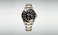 "Rolex's Sea-Dweller Returns in Luxe 18-Karat ""Yellow Rolesor"""