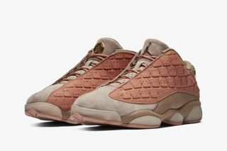 timeless design 355b0 d8813 CLOT x Air Jordan 13 Low