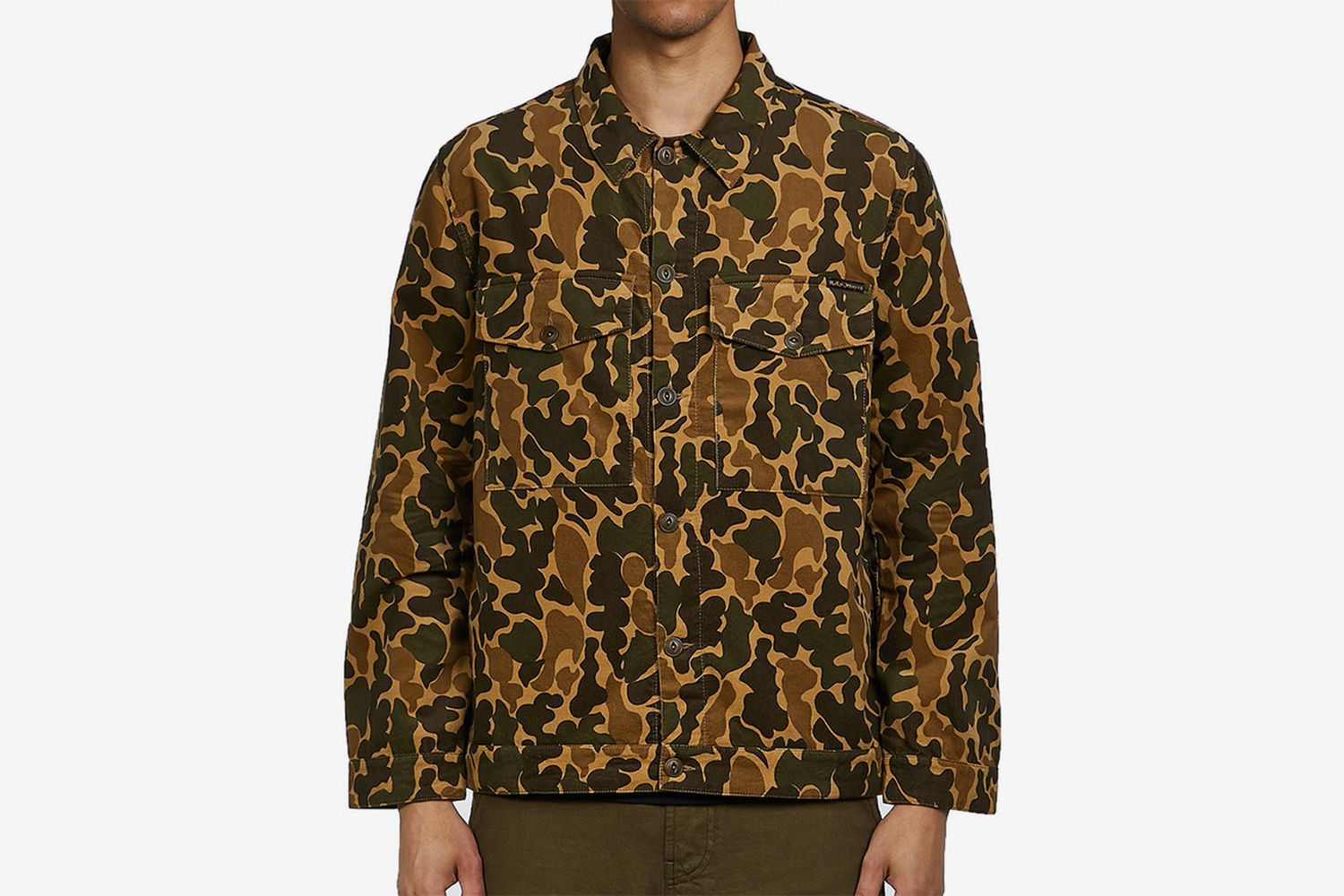 Colin Camouflage Shirt