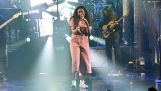 noname stephen colbert tv performance The Late Show with Stephen Colbert