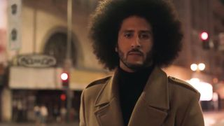nike dream crazy commercial colin kaepernick just do it