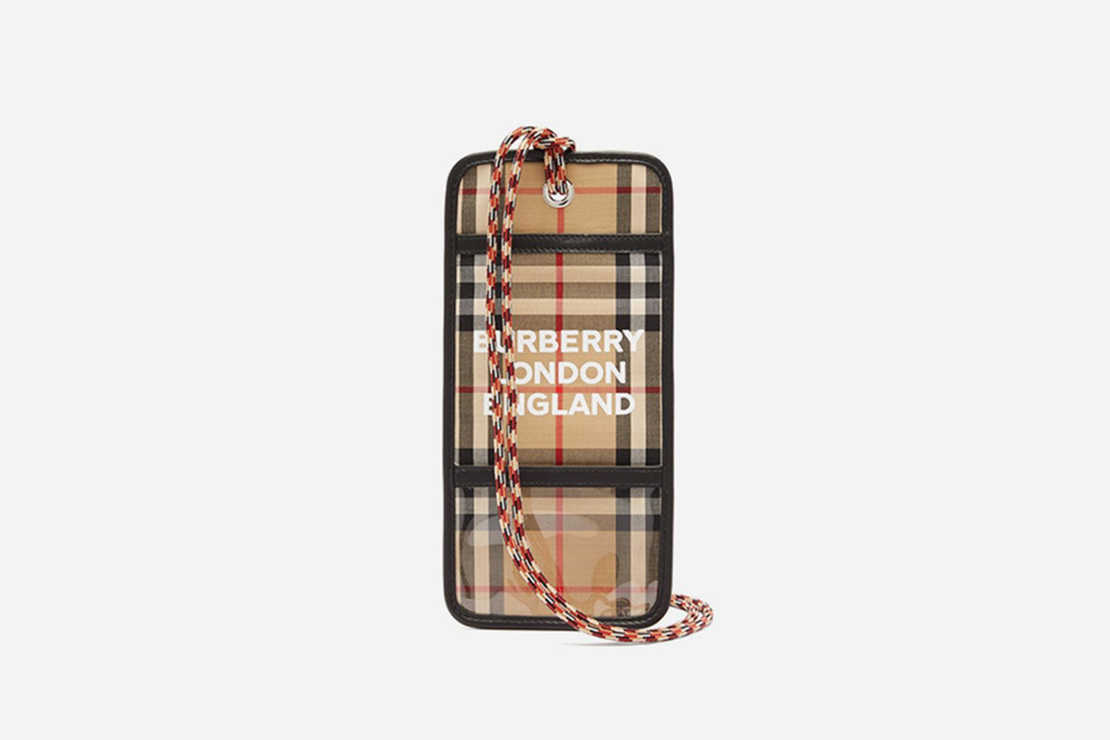 Burberry Cardholder Necklace