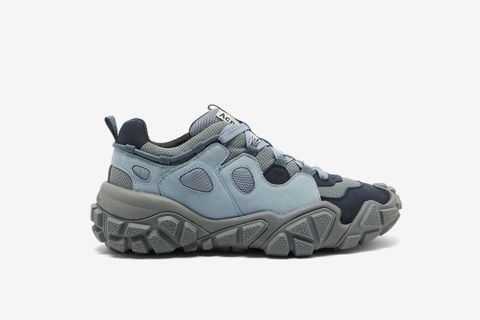 Chunky-Sole Sneakers