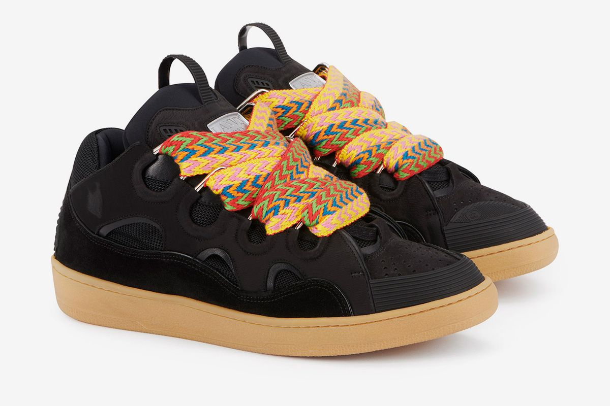 Evan Mock Says Lanvin's '00s Skate Shoe Is Big & Bad Like the Big Bad Wolf 18