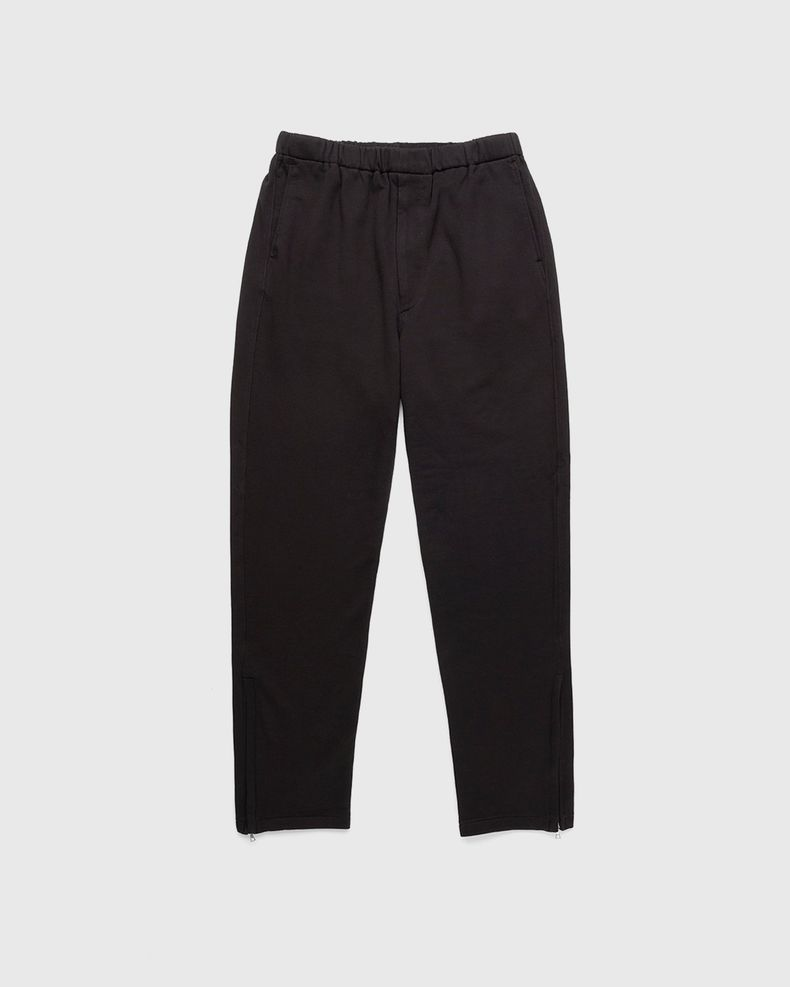 Auralee – Sweat Pants Dark Brown
