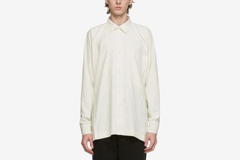 Off-White Flat Shirt