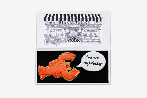 You Are My Lobster Biscuit Box