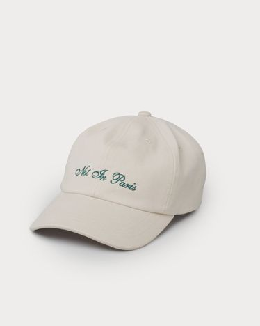 Not In Paris Presented By Highsnobiety - Baseball Cap Beige
