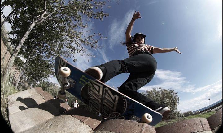 still from vans Skate Film 'Credits'