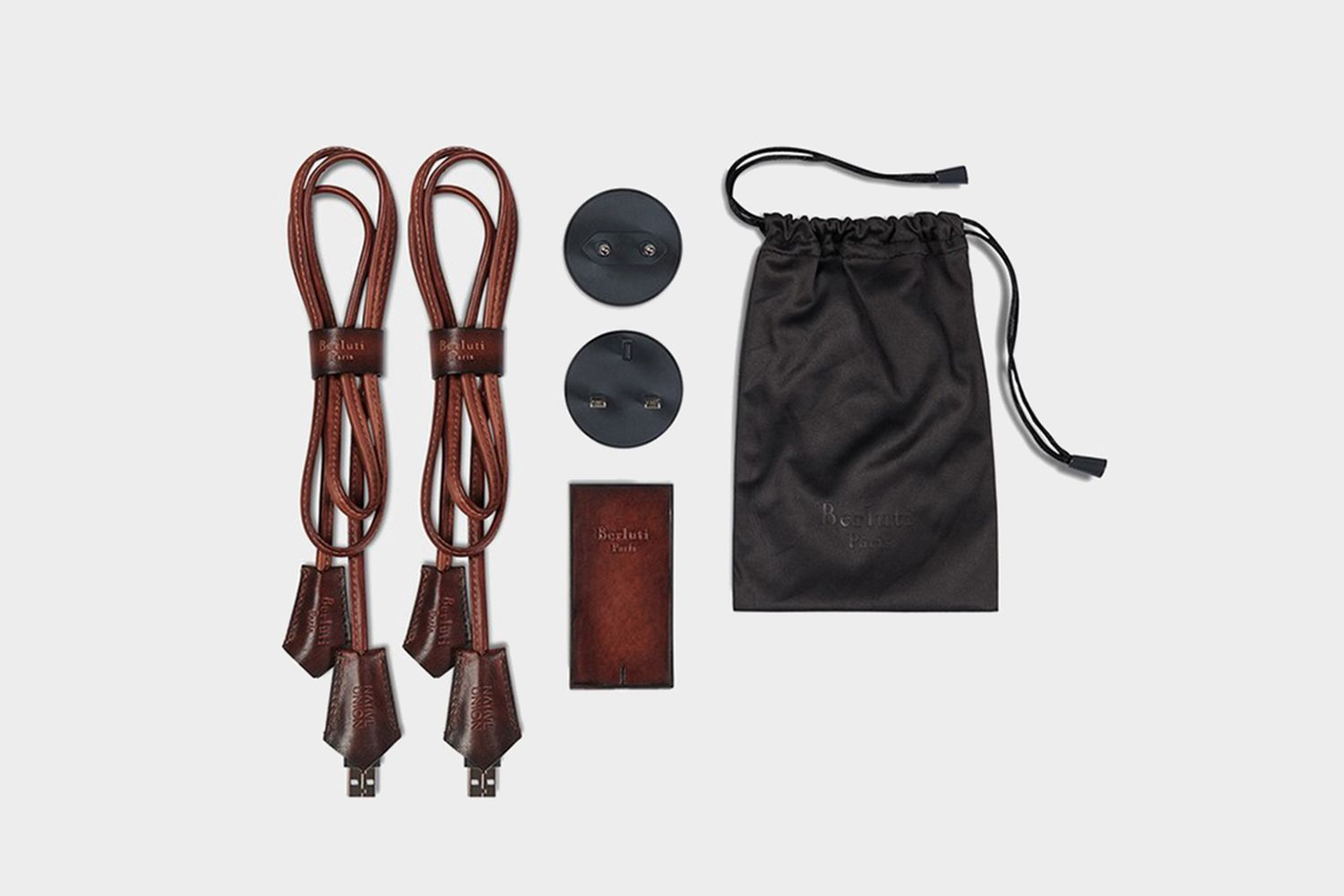 Leather Smart Charger Kit