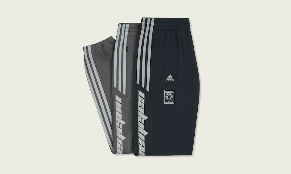 Kanye West's adidas YEEZY Calabasas Track Pants Debut in New