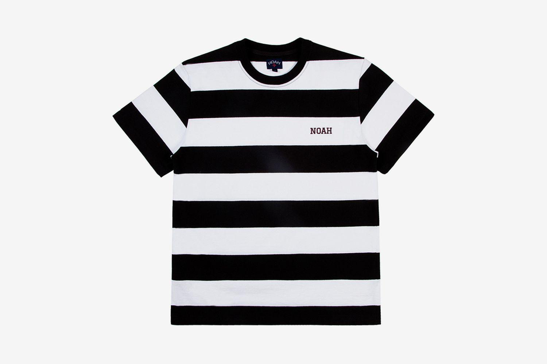Hoop Stripe T-Shirt