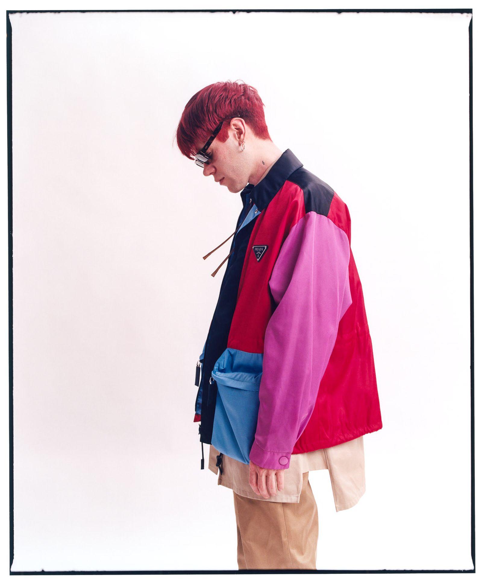 All Clothing by Prada