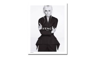 Givenchy Reveals Fall/Winter 2015 Campaign Starring Donatella Versace