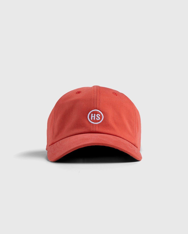 Highsnobiety – Baseball Cap Red - Image 2