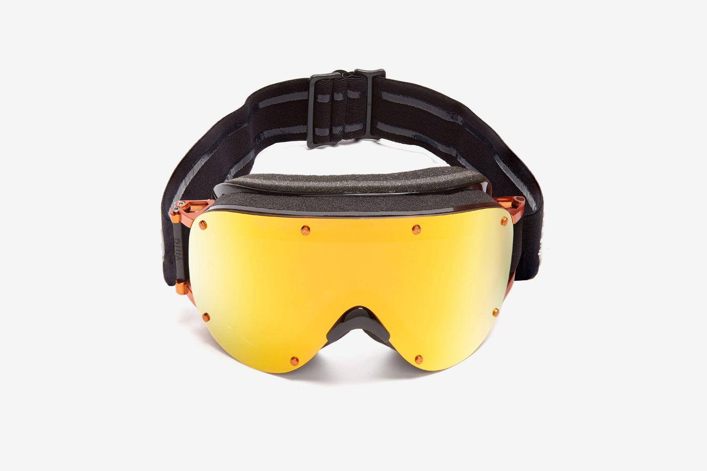 Extended Vision Ski-Goggles
