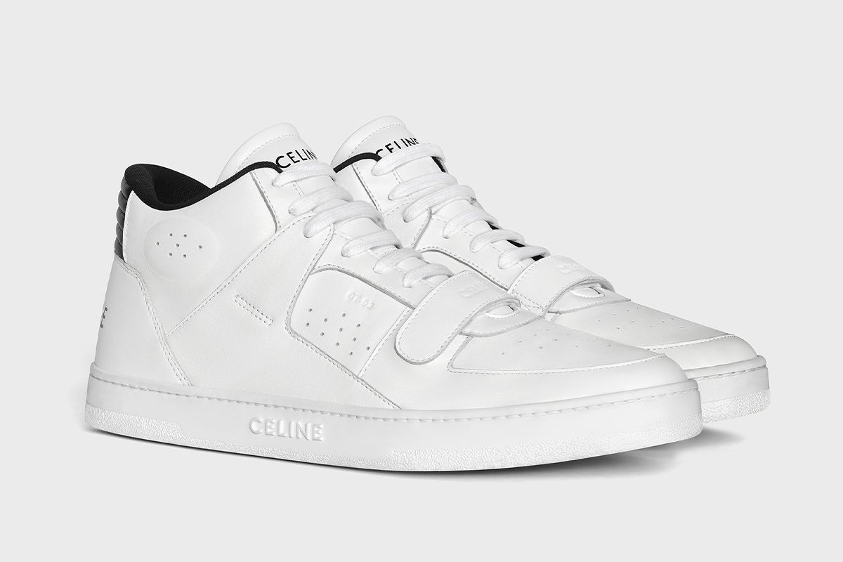 Hedi Slimane's First CELINE Sneaker Is Available to Buy Now 35