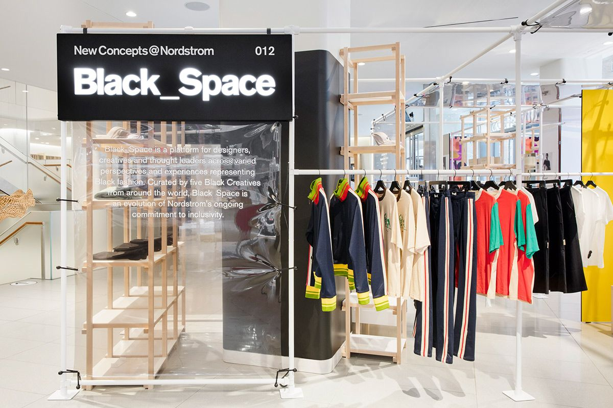 Nordstrom Introduces Black_Space to Amplify Black Designers