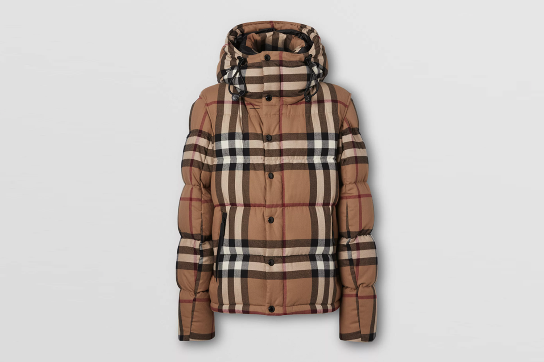 Detachable Sleeve Puffer Jacket