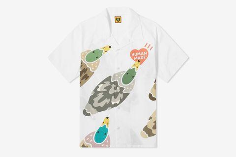Duck Aloha Shirt