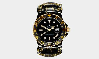 Rolex GMT Master II SE Bi Color by Bamford Watch Department