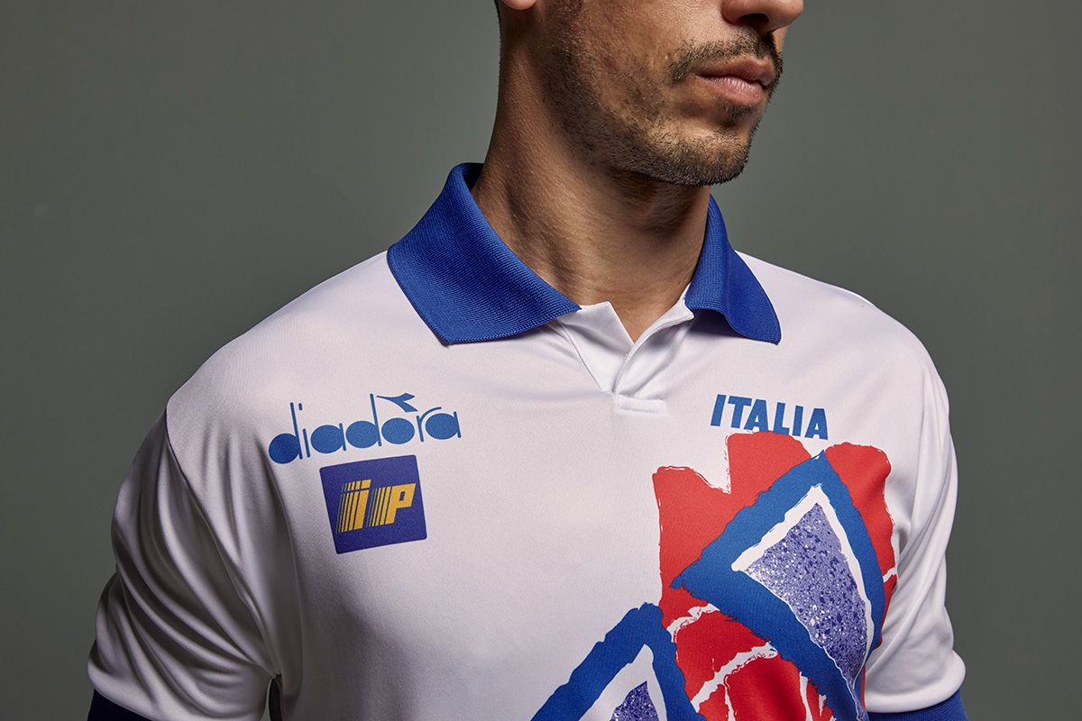 From Bjorg to Baggio, How Diadora Came to Symbolize Style and Sport 35