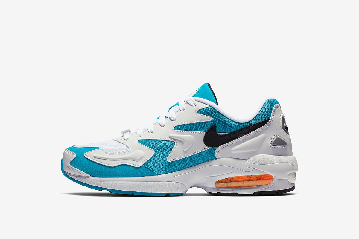Air Max2 Light 'Dolphins'