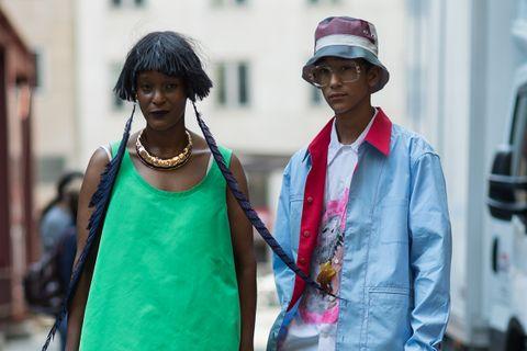 fashion week survival main Paris Fashion Week SS20