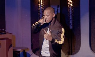 Watch Will Smith Open for Dave Chappelle in His First Ever Stand-Up Set