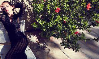 Cindy Crawford for Harper's Bazaar Spain by Nagi Sakai