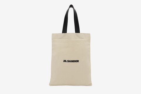 Medium Flat Shopper Tote