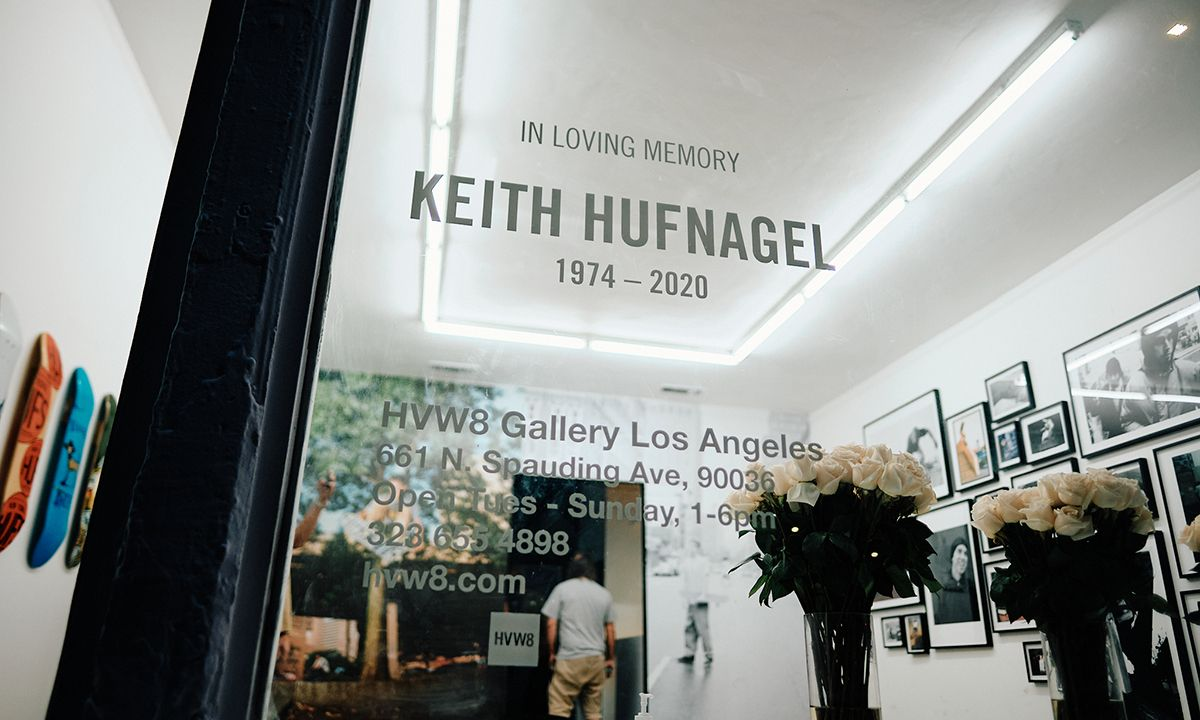 HUF Honors Late Skateboarder Keith Hufnagel With New Exhibition