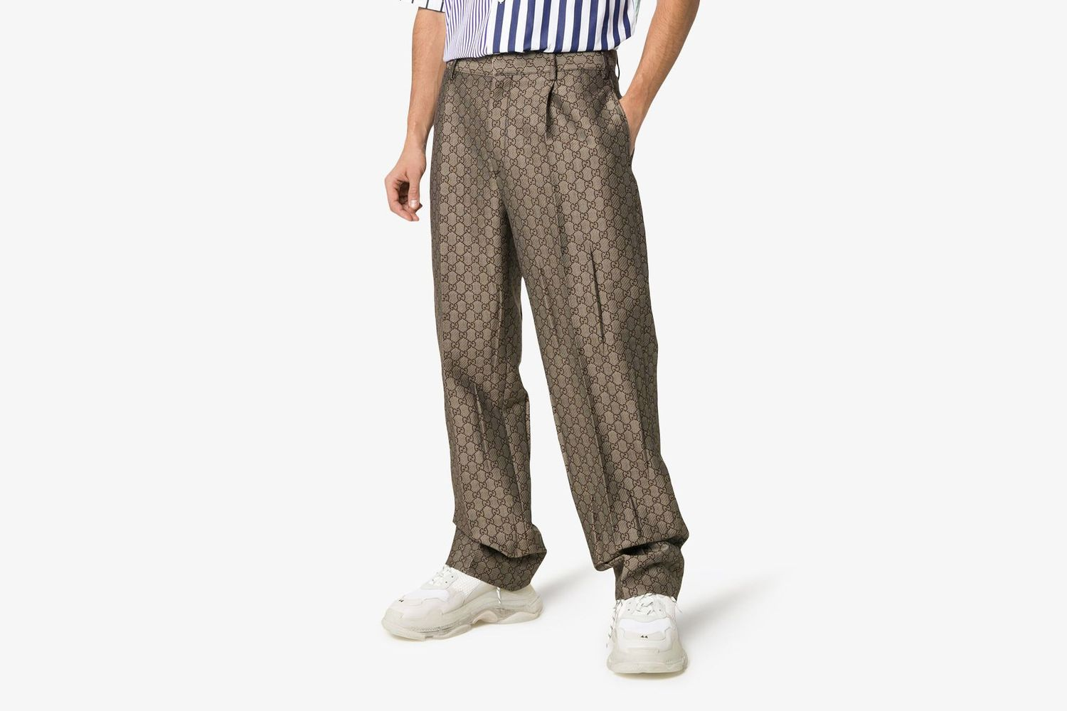 GG Logo Trousers