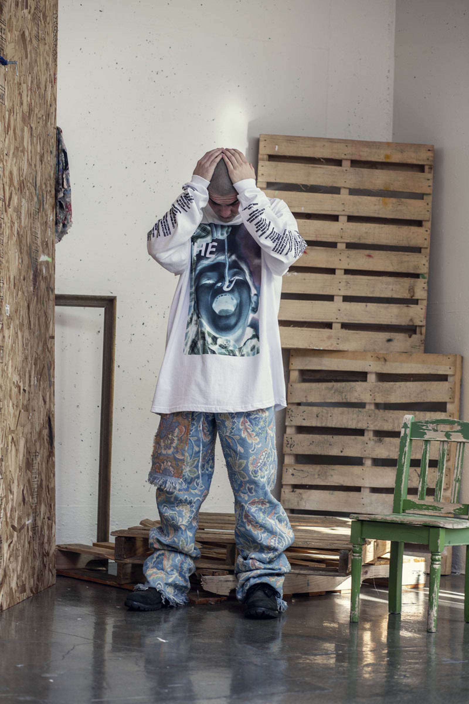 6the incorporated lookbook