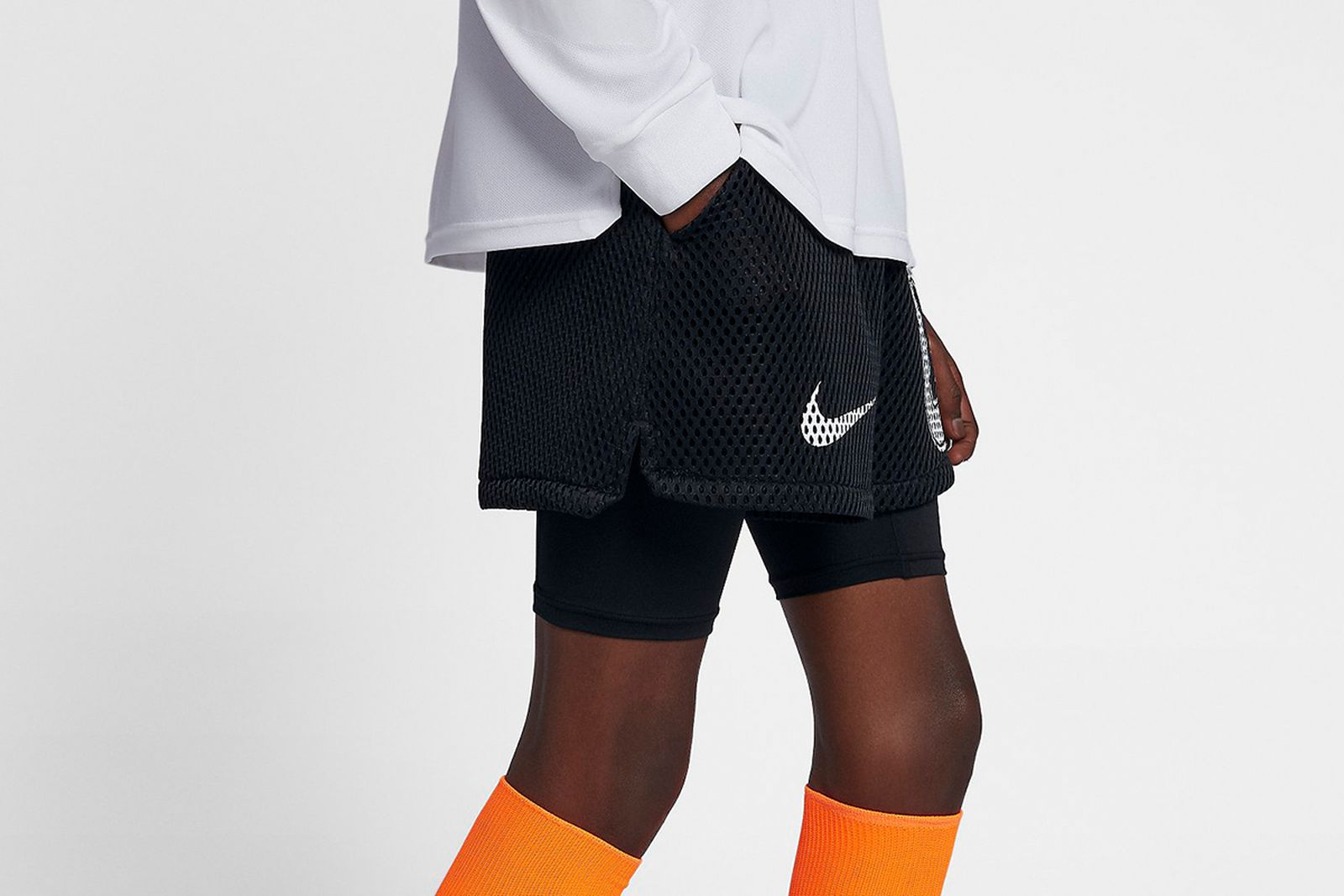 shorts home3 2018 FIFA World Cup Nike OFF-WHITE c/o Virgil Abloh