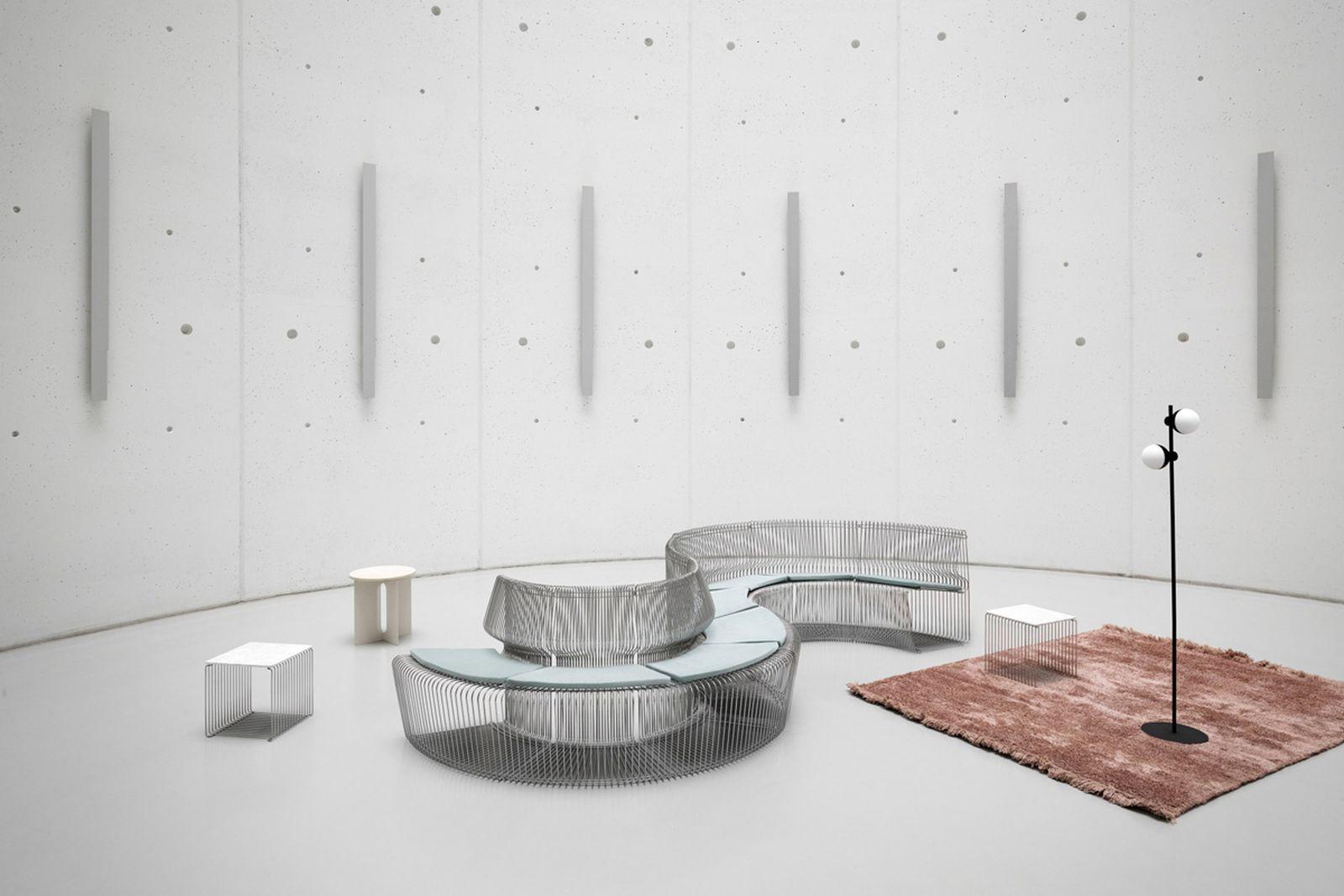 pantona chair Milan Design Week 2019 salone del mobile