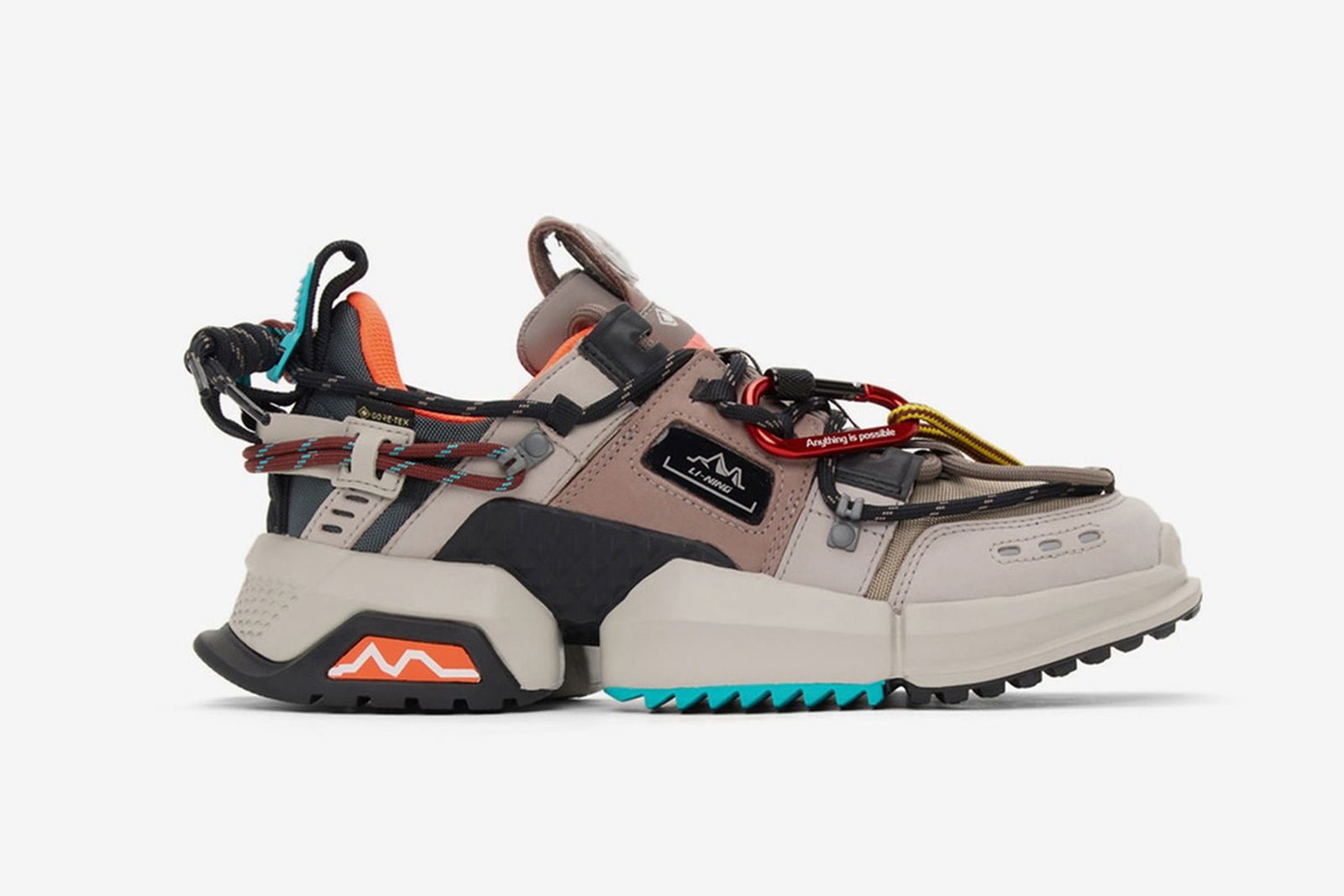 futuristic sneakers